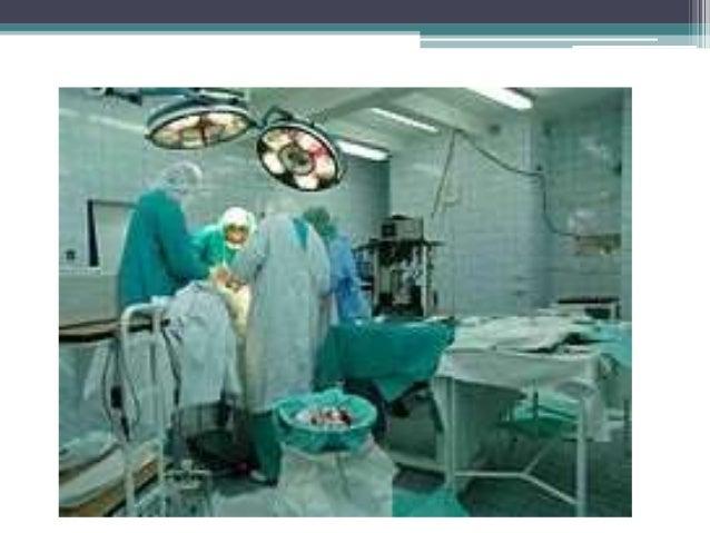 El ambiente quir rgico for Cuarto quirurgico
