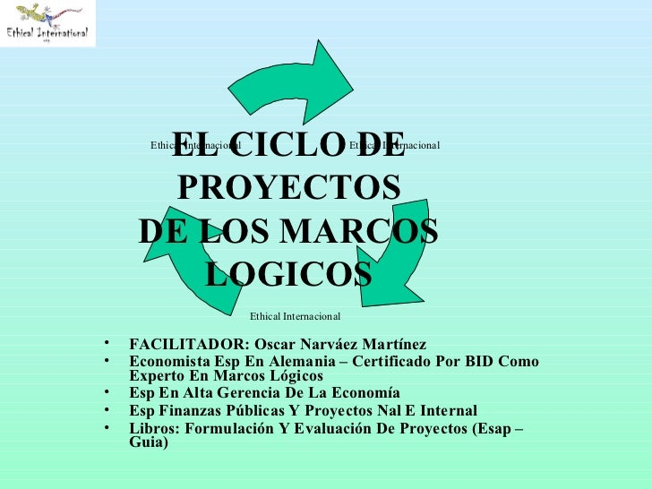 <ul><li>FACILITADOR: Oscar Narváez Martínez </li></ul><ul><li>Economista Esp En Alemania – Certificado Por BID Como Expert...