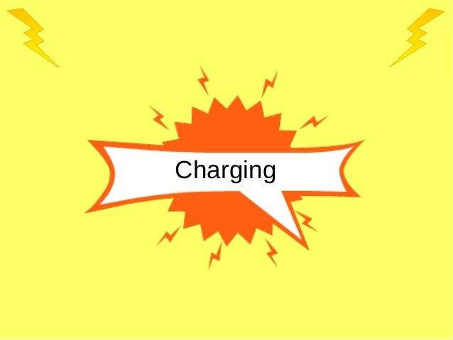 Charging And Discharging Charging