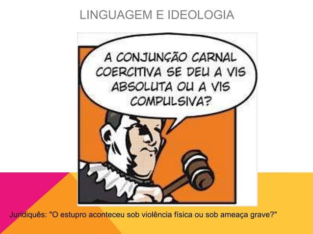 Linguagem, língua, escrita e oralidade