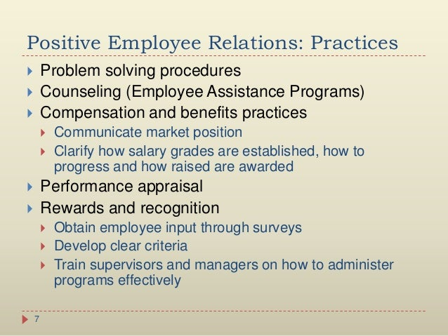 Employee and labor relations Rewards And Recognition Programs