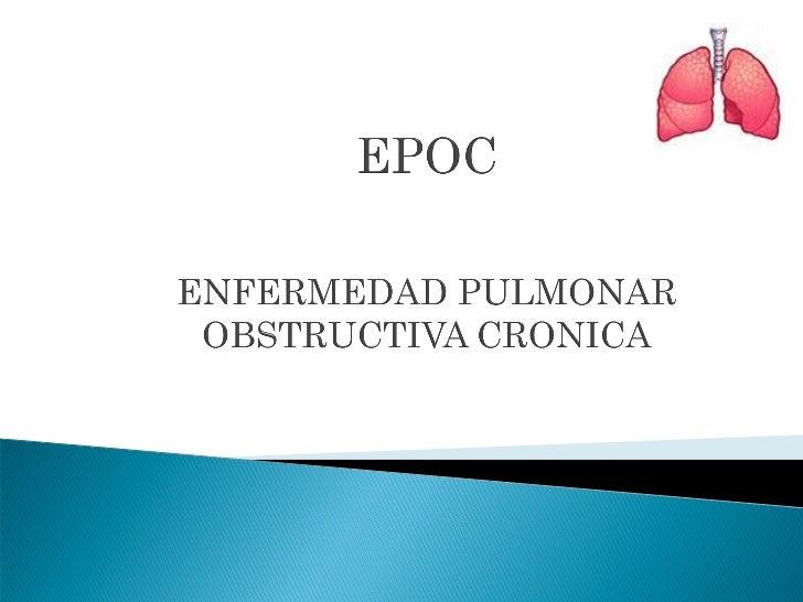    Es una de las enfermedades más comunes de los    pulmones que causa dificultad para respirar. Hay dos    formas princi...