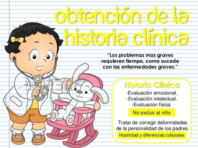 1era entrevista en terapia infantil