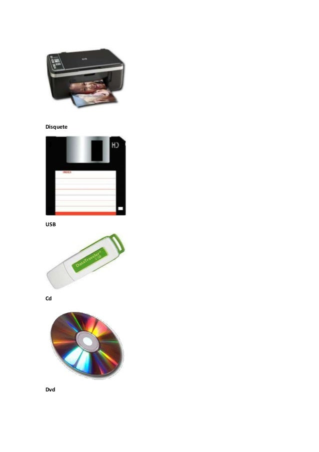 Disquete USB Cd Dvd