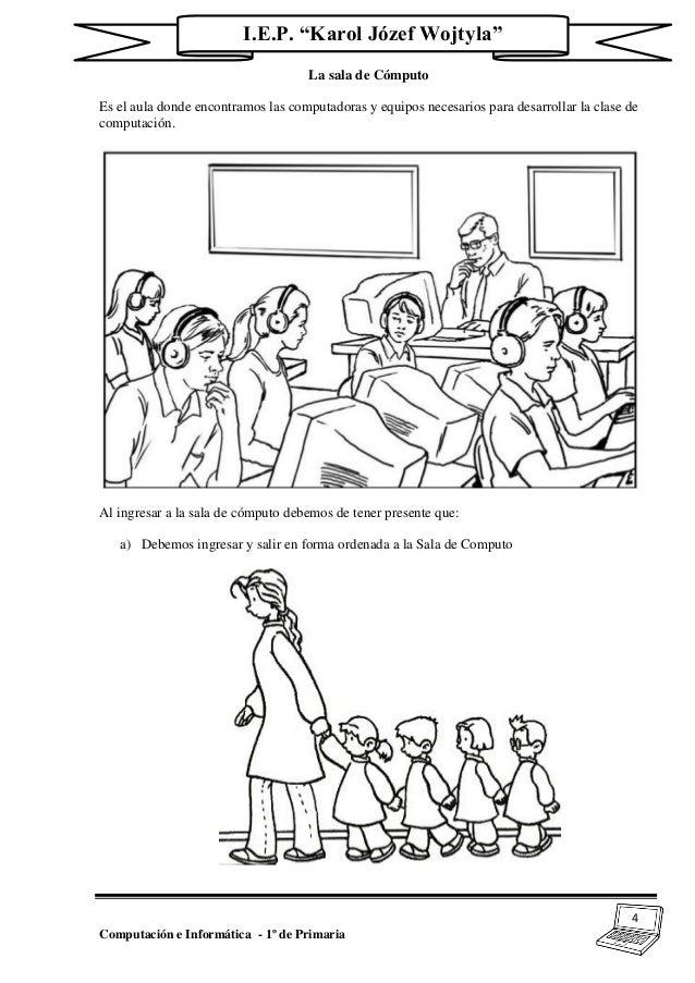 Libro De Computación 1 Grado