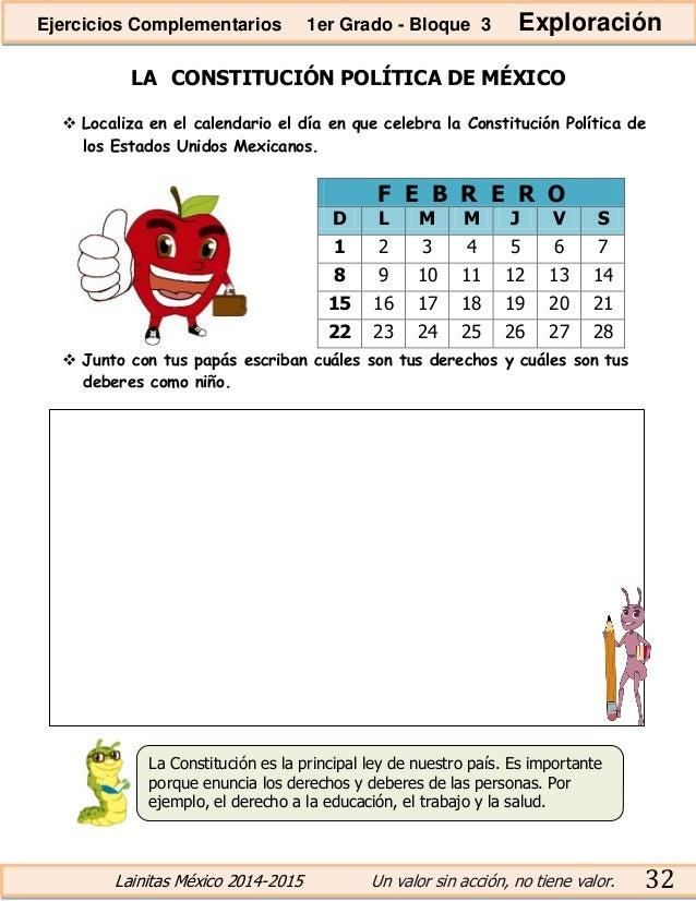 5to Grado Bloque 3 Ejercicios Complementarios | Download PDF - photo#10