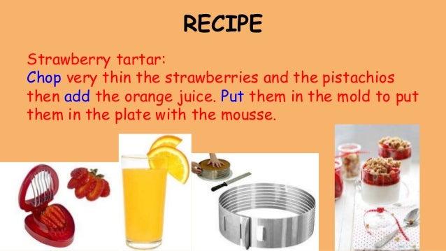 1 eso e english recipes recipe strawberry forumfinder Choice Image