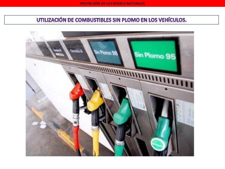 PROTECCIÓN DE LOS MEDIOS NATURALES