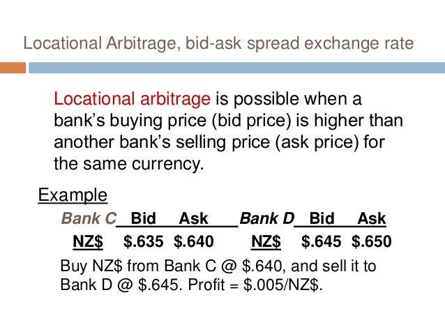 exchange rate basics