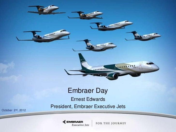 Embraer Day 2012 Melbourne Executive