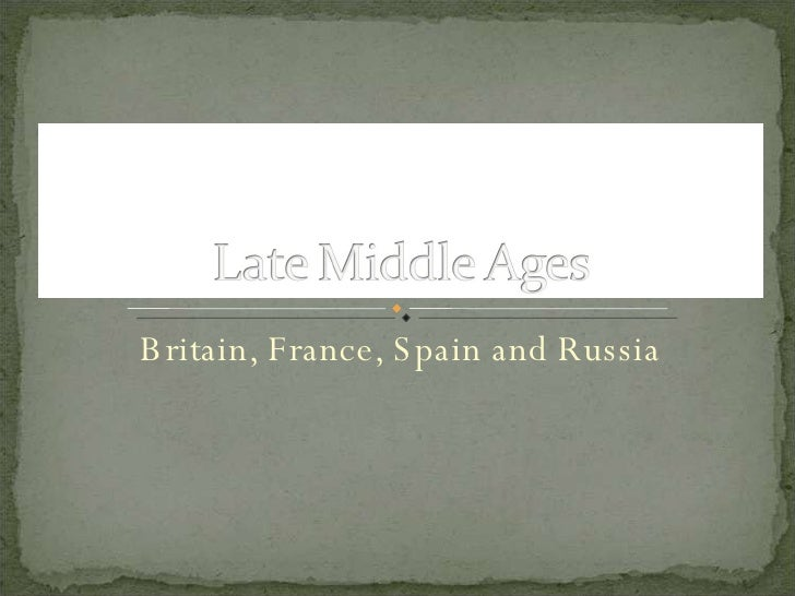 Britain, France, Spain and Russia