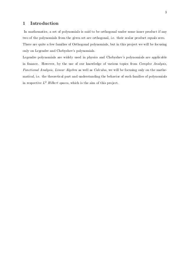 orthogonality of legendre polynomials pdf