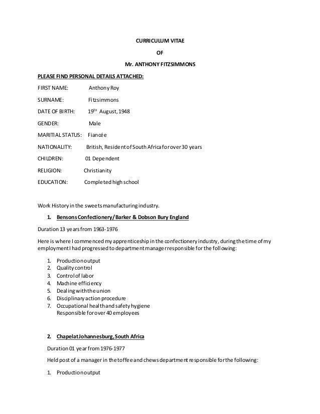 curriculum vitae akbar tanjung