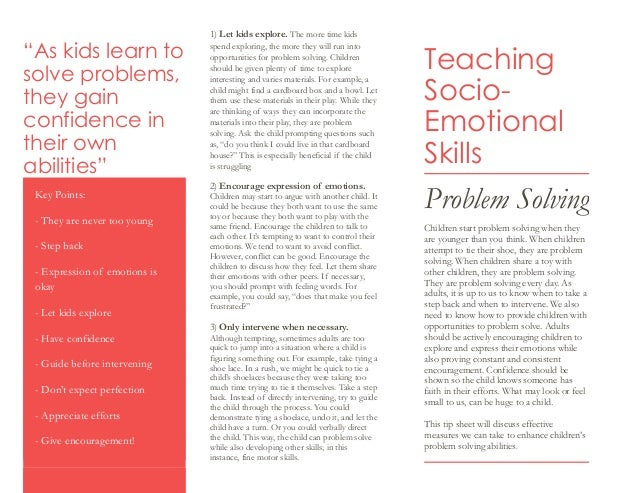"""""""As kids learn to solve problems, they gain confidence in their own abilities"""" Key Points: - They are never too young - St..."""