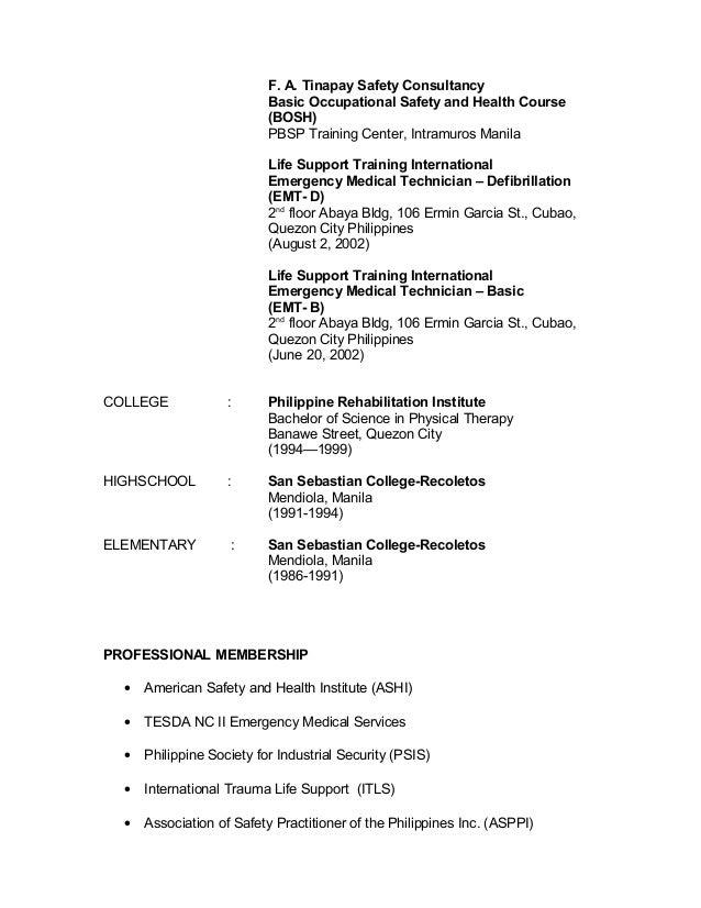 marc laysa resume