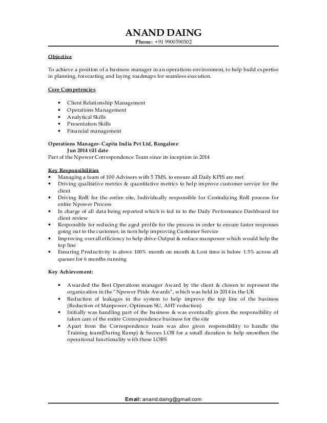 anand daing resume 1