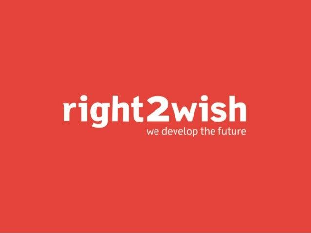 right2wish.com Quem Somos?