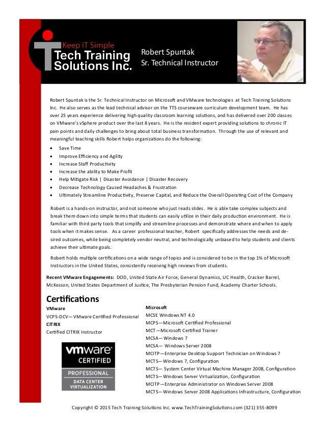 Robert Spuntak Profile