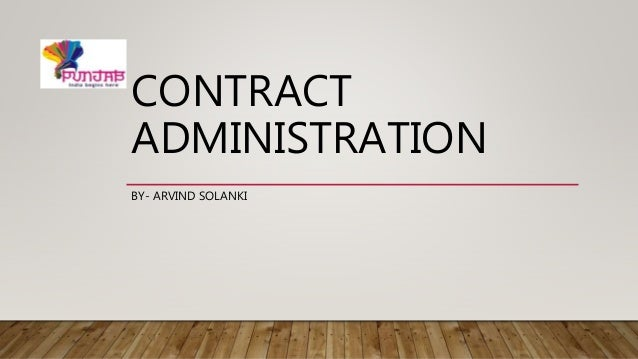 post dating contract management