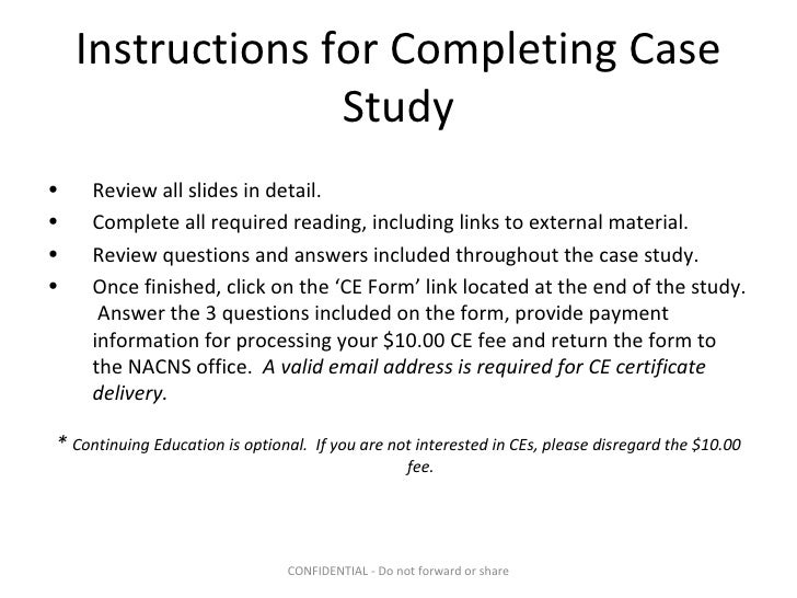 Case Study Examples and Samples For Your Research