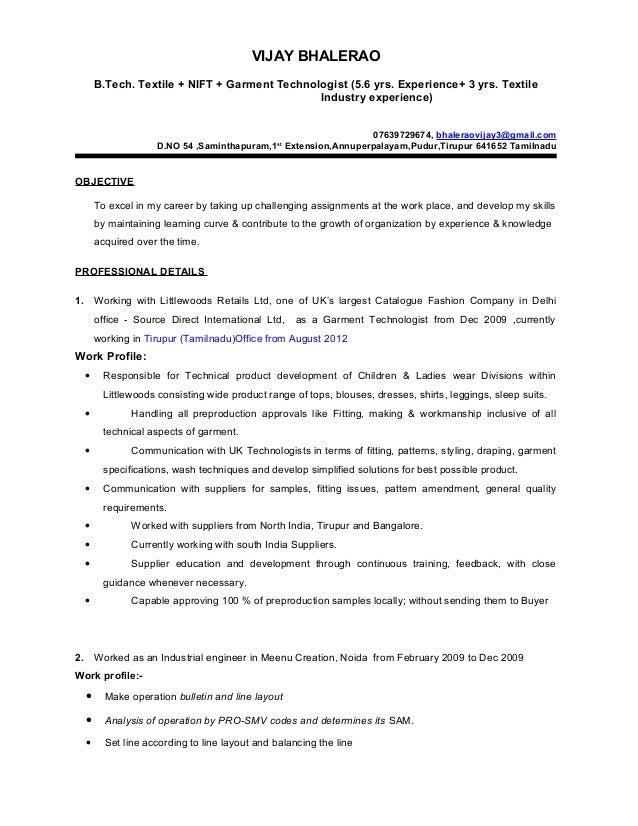 vijayr resume