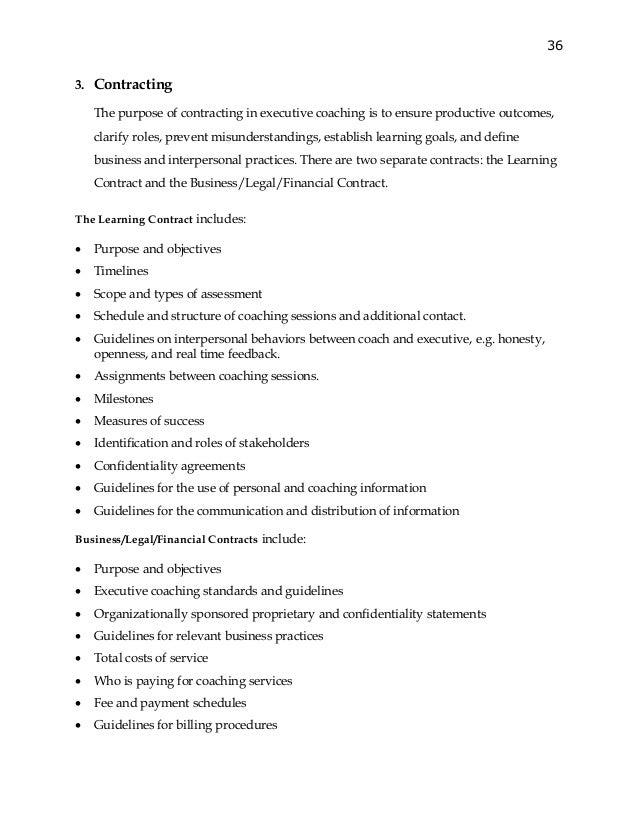 TerryS Coaching Manual