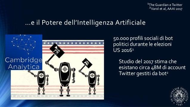 Gian Luigi Ferrari la società degli algoritmi #digit19 Pin 15 marzo  Slide 3