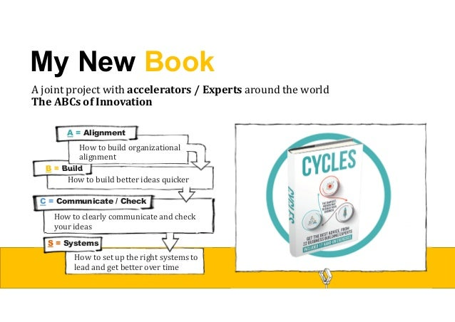 HOW CYCLES CONTRIBUTES TO THE STATE OF THE ART C Y C L E S Alignment (what to build) Build Communicate & Check Systematica...