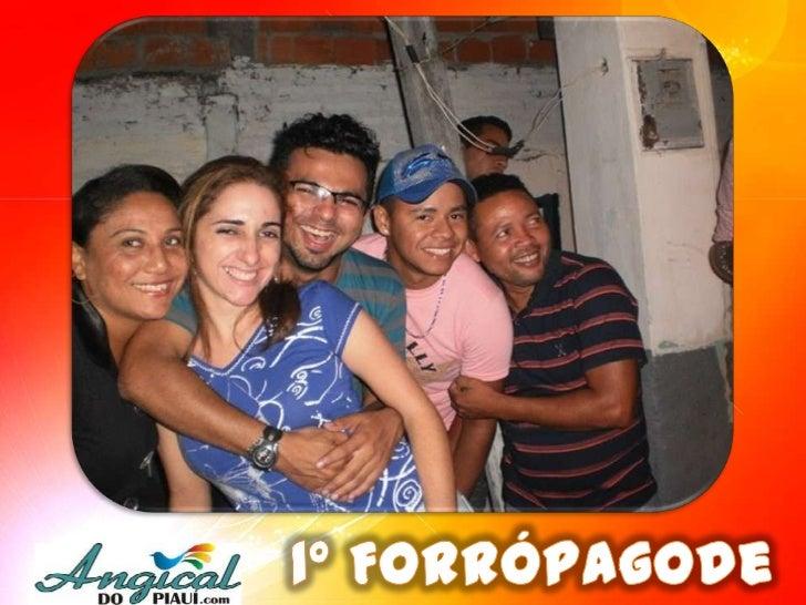 1º ForróPagode<br />