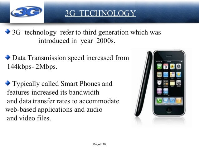 Generation Of Wireless Communication System 1g 2g 2 5g 3g