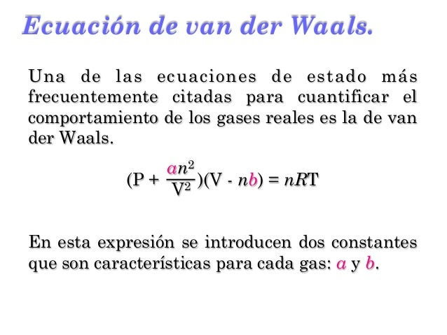 1 gases ideales y reales