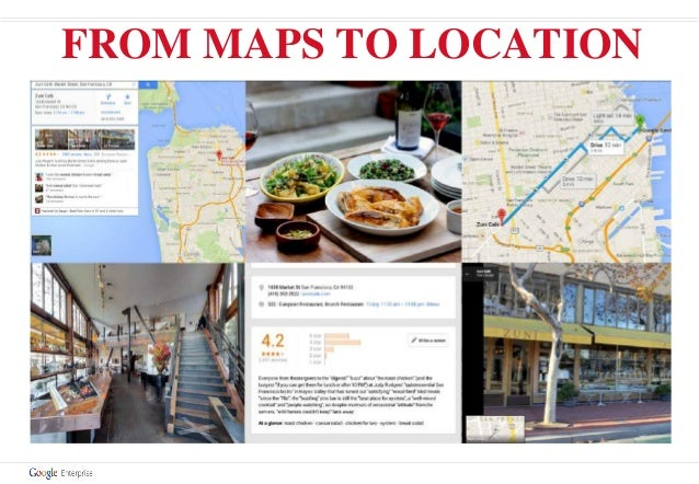 FROM MAPS TO LOCATION