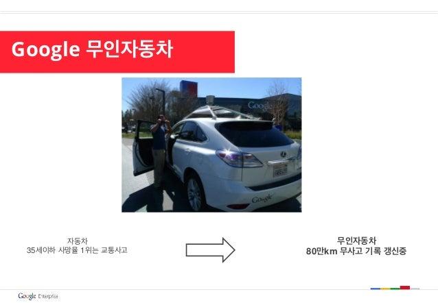 Google 무인자동차 자동차 35세이하 사망율 1위는 교통사고 무인자동차 80만km 무사고 기록 갱신중