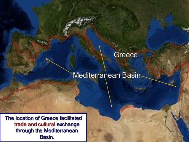 Greece History Geography - Greece location