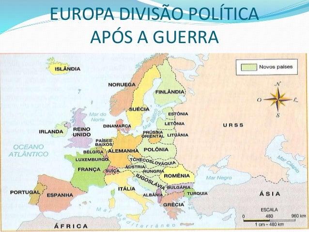 Resultado de imagem para divisão política europa após 1918