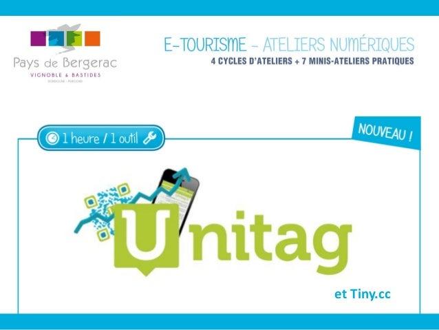 Unitag & Tiny URL et Tiny.cc
