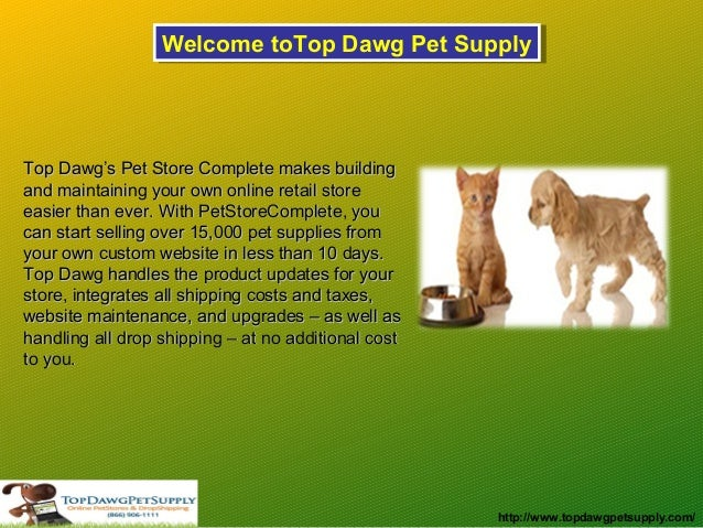 Pet Supply Business Plantation FL