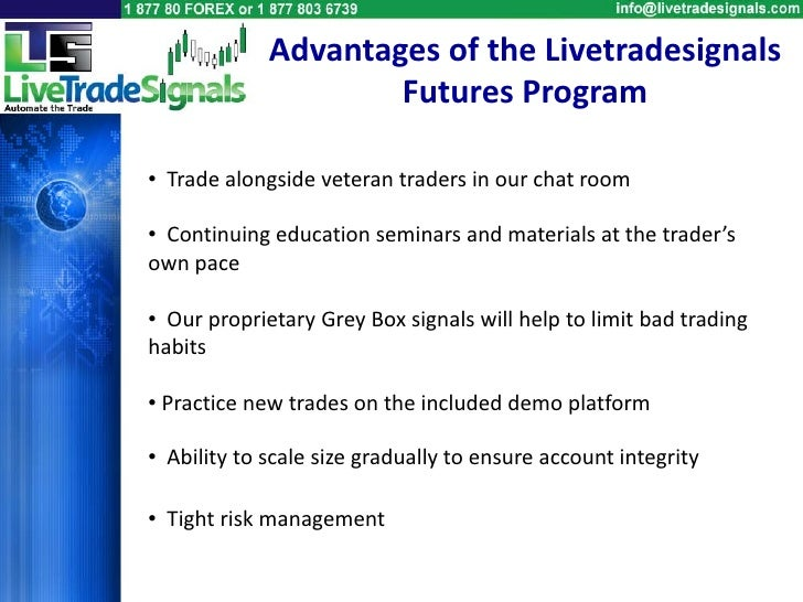 Futures Traders Chat Room