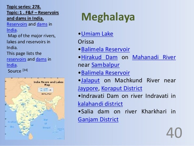 Interlinking rivers 1 - No dams, still we can irrigate all the lands …