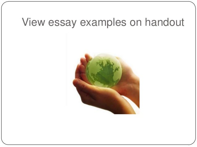 christianity environmental ethics hsc sor view essay examples on handout