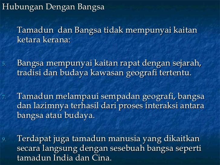 tamadun melayu sebagai asas pembinaan tamadun malaysia Musa, hashim (2005) pemerkasaan tamadun melayu malaysia  falsafah, dan  pemikiran melayu sebagai asas pembinaan tamadun melayu.