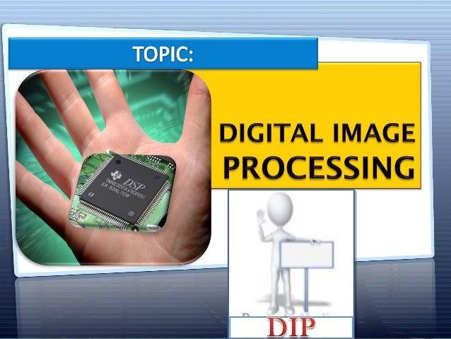 Digital Image Processing ELE-4707