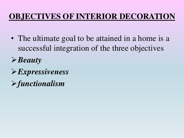 1 Importance Of Interior Design And Good Taste