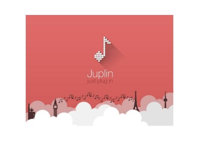 Juplin Presentation