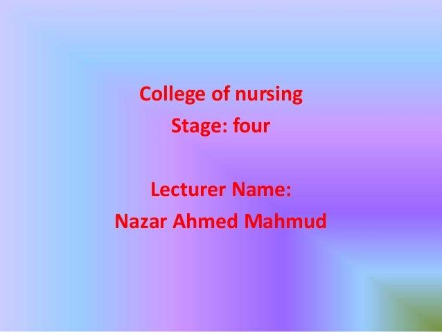 (1) introduction to community  health nursing Slide 2