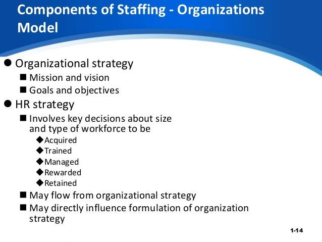 What Are the Advantages & Disadvantages of Organizational Staffing?