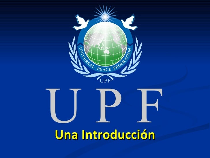 Una Introducción U P F