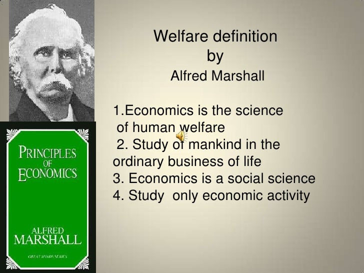 What is Welfare Economics - Ozzz.org
