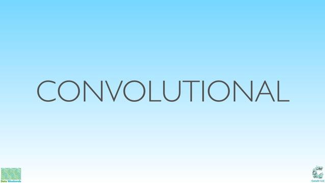 Catalit LLC CONVOLUTIONAL