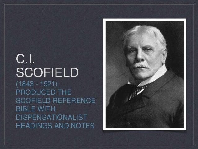 Resultado de imagen para the scofield bible